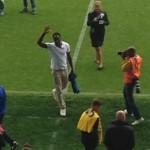Lukaku unveiled at Goodison Park