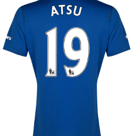Christian Atsu Everton