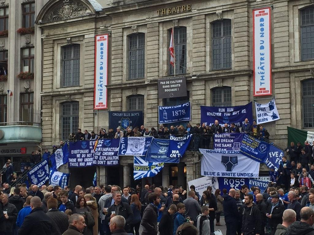 Everton in grand square lille