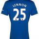Aaron Lennon Everton shirt