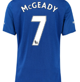 Aiden McGeady Everton 2015-16