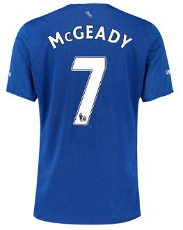 Aiden McGeady Everton 2015-16