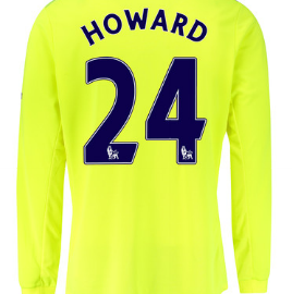 Tim Howard Everton 2015-16