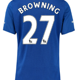 Tyias Browning Everton 2015-16