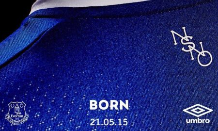 new Everton kit 2015-16