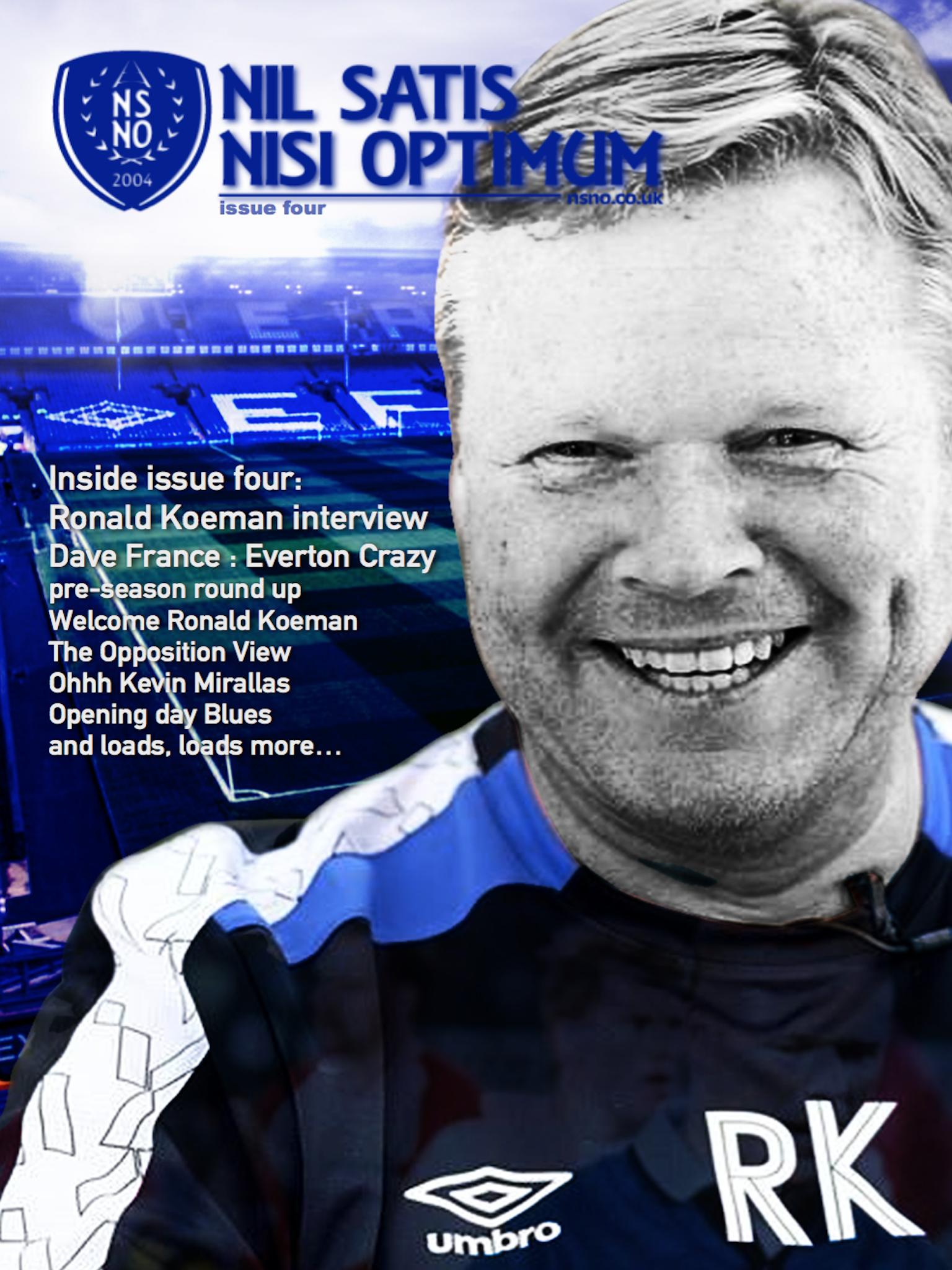 NSNO Fanzine Issue Four