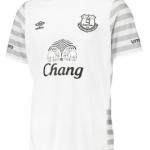 Everton away shirt 2015-16