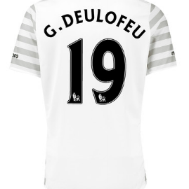 Gerard Deulofeu Everton away
