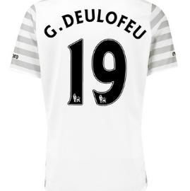 Gerard Deulofeu Everton away