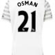 Leon Osman Everton away