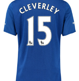 Tom Cleverley Everton 2015-16