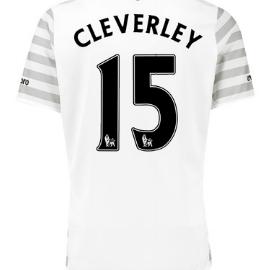 Tom Cleverley Everton away 2015-16