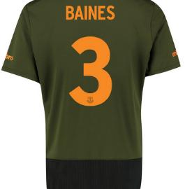 Baines Everton third