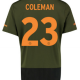 Coleman Everton third