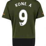 Kone Everton third