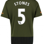 Stones Everton third