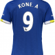 Arouna Kone Everton