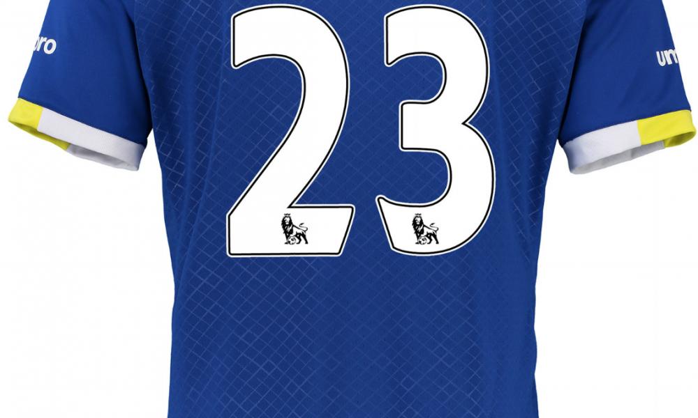 Seamus Coleman Everton
