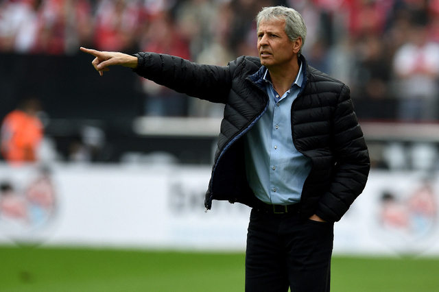 Image result for lucien favre arsenal
