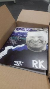 NSNO Everton Fanzine Issue Four