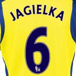 Phil Jagielka third kit