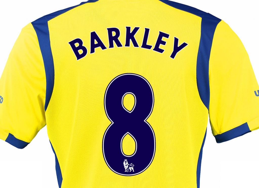 new arrival 26dfd 68357 Why Ross Barkley should commit to Everton and knuckle down ...