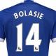 Yannick Bolasie Everton kit