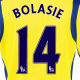 Yannick Bolasie third kit