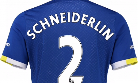 Morgan Schneiderlin Everton