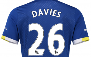 Tom Davies Everton