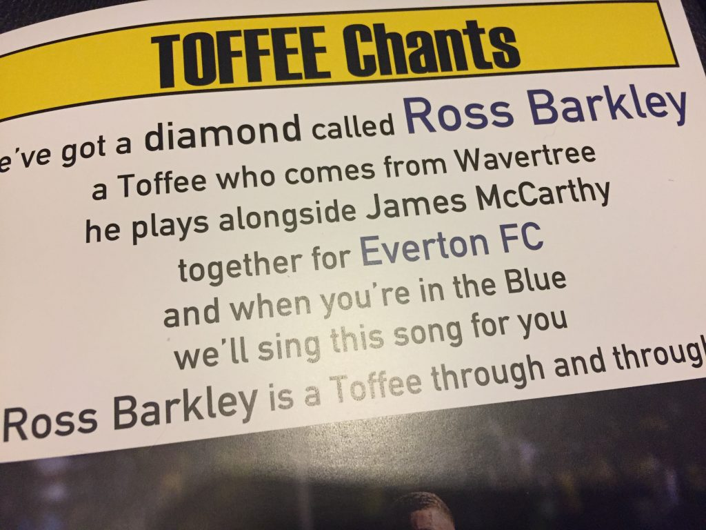 Barkley chant