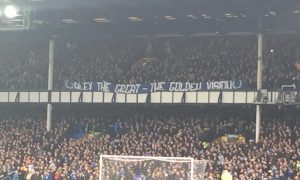 Alex Young remembered at Goodison