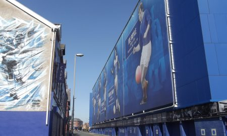Goodison Road by Ian Ball