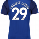 Calvert-Lewin 17-18 Everton kit
