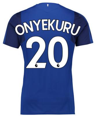 Onyekuru Everton shirt