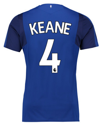 Michael Keane Everton