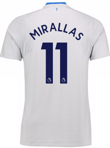 Mirallas away kit