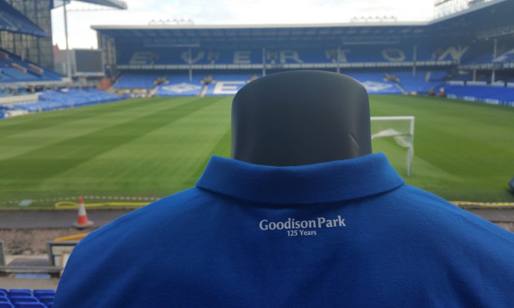 Everton 125 Goodison