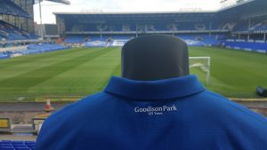 Everton 125 Goodison