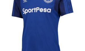 Everton home kit 2017