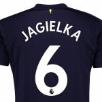 Jagielka Everton third