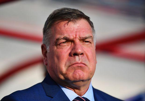 Allardyce Everton