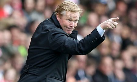 koeman finger point