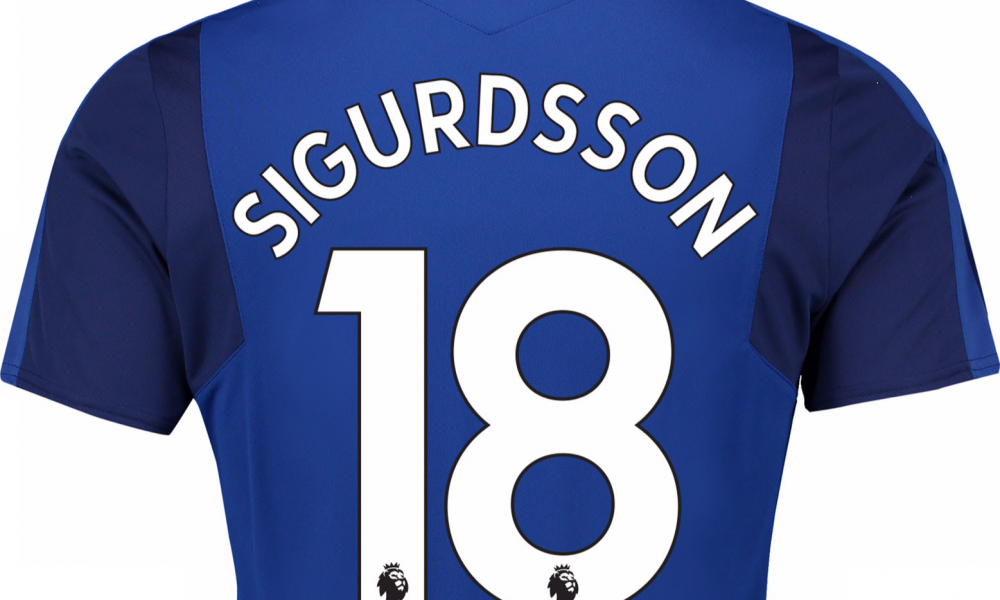 sigurdsson Everton