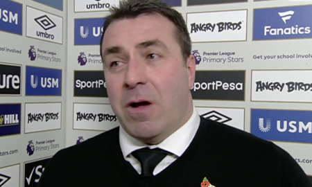 Unsworth after Watford