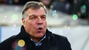 allardyce blows