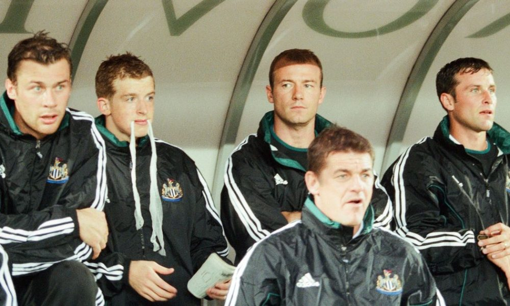ferguson at newcastle