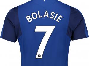 Bolasie Everton