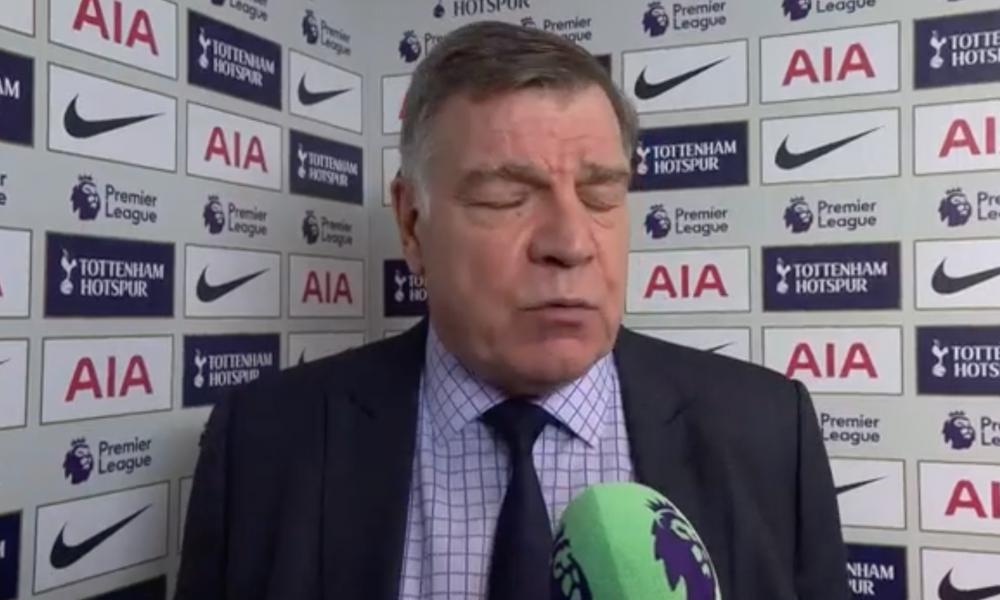 Allardyce boring