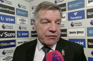 Allardyce post West Brom